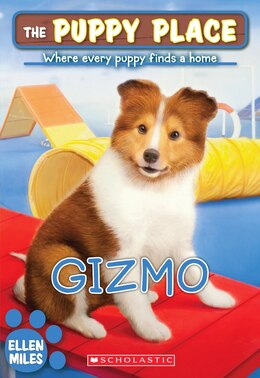 Book The Puppy Place #33: Gizmo by Ellen Miles