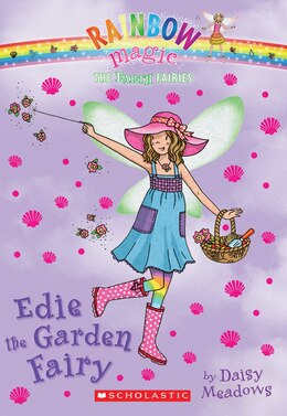 Book Rainbow Magic: The Earth Fairies #3: Edie the Garden Fairy by Daisy Meadows