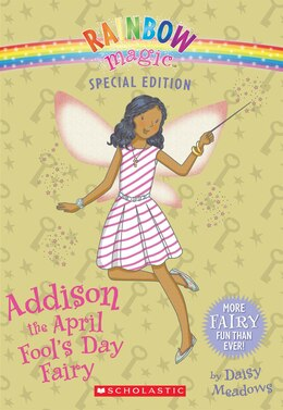 Book Rainbow Magic Special Edition: Addison The April Fool's Day Fairy by Daisy Meadows
