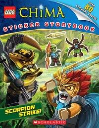 LEGO Legends of Chima: Scorpion Strike (Sticker Storybook)