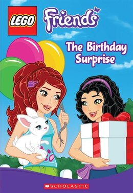 Book LEGO Friends: The Birthday Surprise (Chapter Book #4) by Tracey West