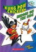 Kung Pow Chicken #4: Heroes on the Side (A Branches Book): A Branches Book by Cyndi Marko