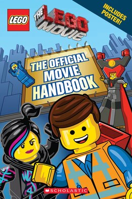 Book LEGO: The LEGO Movie: The Official Movie Handbook by Jeffrey Salane