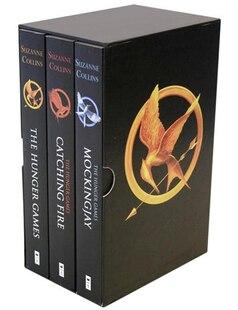 The Hunger Games Trilogy (Box Set)