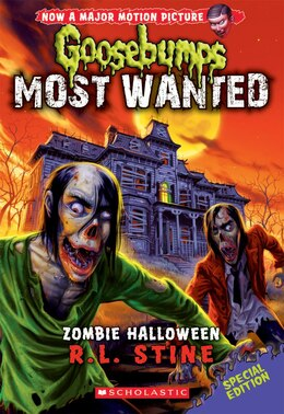 Book Goosebumps Most Wanted Special Edition #1: Zombie Halloween by R L Stine
