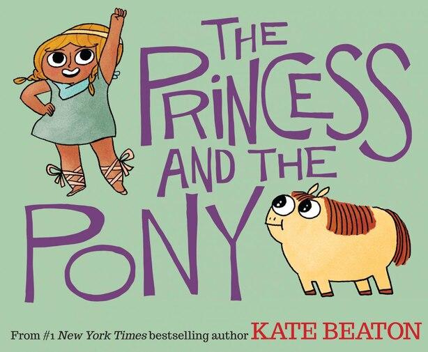 The Princess and the Pony de Kate Beaton