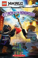 LEGO Ninjago Readers #8: Attack of the Ninroids