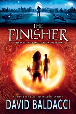 Book Vega Jane Book 1: The Finisher by David Baldacci