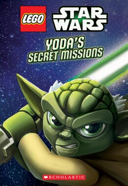 Book LEGO Star Wars: Yoda's Secret Missions (Chapter Book #1) by Ace Landers