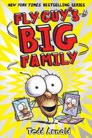 Fly Guy #17: Fly Guy's Big Family