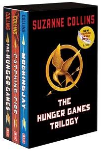 The Hunger Games Trilogy Boxset (Paperback Classic Collection): Paperback Classic Collection
