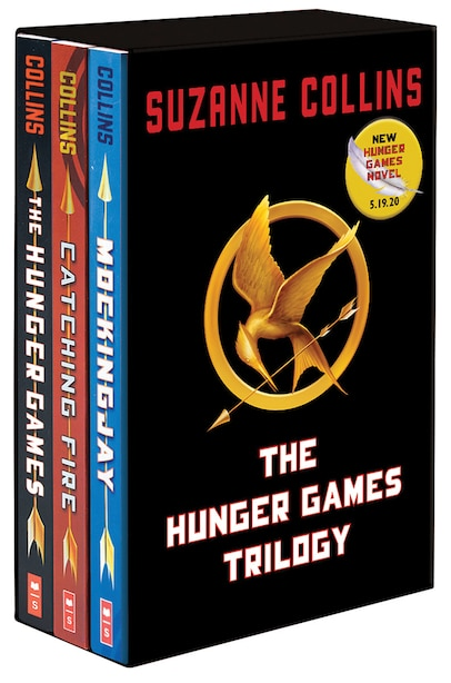 Hunger Games Trilogy Boxed Set: Paperback Classic Collection by Suzanne Collins