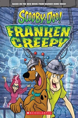 Book Scooby-Doo: Frankencreepy Movie Reader by Kate Howard