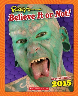 Book Ripley's Believe It or Not! (Special Edition 2015) by * Ripley's Entertainm Inc