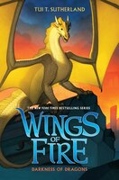 Wings of Fire, Book 10: Darkness of Dragons