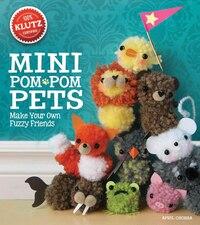 Mini Pom-Pom Pets: Make your own fuzzy friends