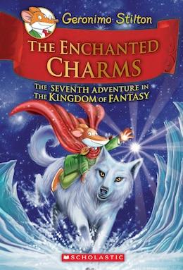Book The Enchanted Charms (Geronimo Stilton and the Kingdom of Fantasy #7) by Geronimo Stilton