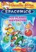 Geronimo Stilton Spacemice #3: Ice Planet Adventure by Geronimo Stilton