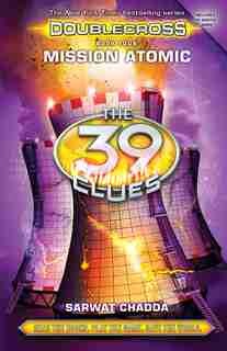 The 39 Clues: Doublecross: Book 4 (Library Edition) by Sarwat Chadda