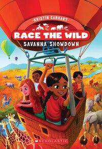 Race the Wild #4: Savanna Showdown
