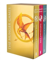 The Hunger Games Trilogy Box Set (Foil Edition)