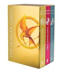 The Hunger Games Trilogy Box Set (Foil Edition)