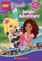 LEGO Friends: Jungle Adventure (Chapter Book #6)