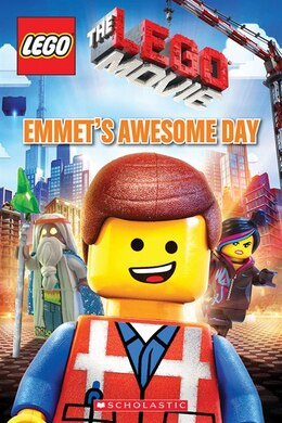 Book LEGO: The LEGO Movie: Emmet's Awesome Day by ANNA HOLMES