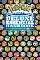 Book Pokemon: Deluxe Essential Handbook by Scholastic Inc