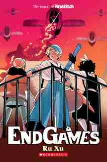 Newsprints #2: Endgames by Ru Xu