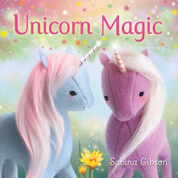Unicorn Magic by Sabina Gibson