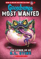 Goosebumps: Most Wanted #10: Lizard of Oz