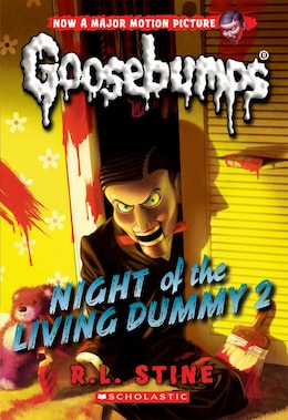 Book Classic Goosebumps #25: Night of the Living Dummy 2 by R L Stine