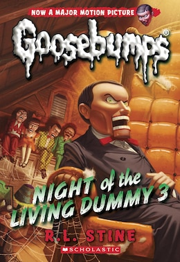 Book Classic Goosebumps #26: Night of the Living Dummy 3 by R L Stine