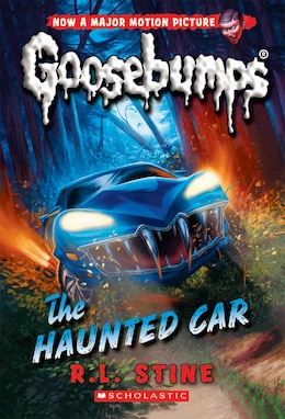 Book The Classic Goosebumps #30: The Haunted Car by R L Stine