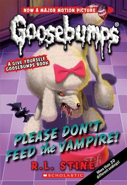 Book Classic Goosebumps #32: Please Don't Feed the Vampire! by R L Stine