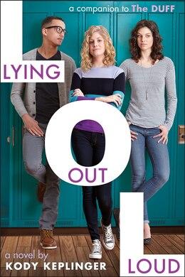 Book Lying Out Loud by Kody Keplinger