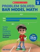 Problem Solved: Bar Model Math Grade 3