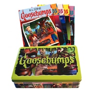 Goosebumps Retro Scream Collection (Box Set)