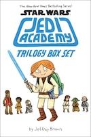 Star Wars: Jedi Academy Trilogy (Box Set)