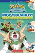 Now You See It! Kalos Edition (Pokemon) by Scholastic Inc