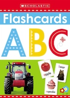 Scholastic Early Learners: Flashcards ABC