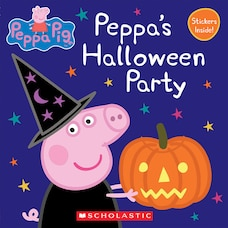 Peppa Pig: Peppa's Halloween Party