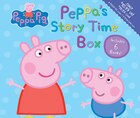 Book Peppa Pig: Story Time Box by Scholastic Inc