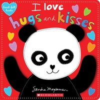 Heart-felt Books: I Love Hugs and Kisses!