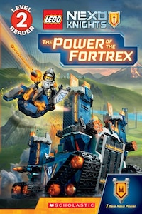 LEGO NEXO Knights: The Power of the Fortrex (Reader #1)