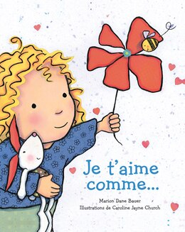 Book Je t'aime comme... by Marion Dane Bauer