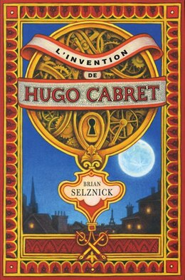 Book L' invention de Hugo Cabret by Brian Selznick