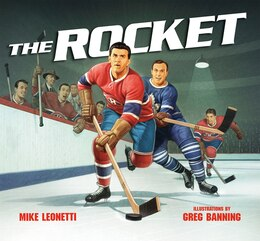 Book The Rocket by Mike Leonetti