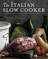 Book The Italian Slow Cooker by Michele Scicolone